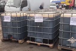 В Москве и Казани обнаружили тонны контрафактного моторного масла на 80 млн рублей