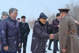 Поездка в Семрук: «Зулейха» глазами Рустама Минниханова
