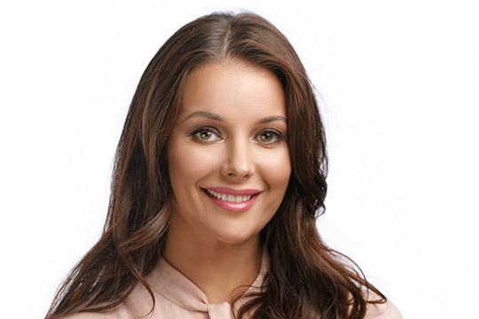 Телеведущая и Мисс Вселенная Оксана Федорова снялась в рекламе Нэфиса