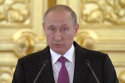 Владимир Путин: «Спортсменов кто-то хочет поделить на «чужих» и «своих»