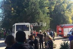 Взрыв прогремел в колледже в Керчи: десятки пострадавших, есть погибшие