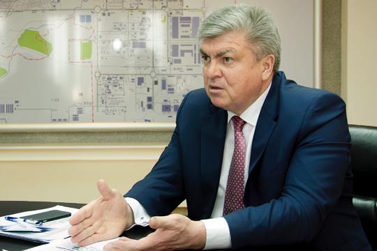Наиль Магдеев: «В1996году, когда яначинал, полномочий умэров было больше»
