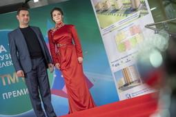 Звезды татарской эстрады на ковровой дорожке церемонии TMTV