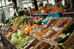 Натуральные продукты прокладывают пути к нашим желудкам