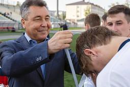 Поволжская академия наУниверсиаде-2019: девять медалей, триумф Тарасевича