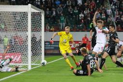 В дебютном матче Шаронова «Рубин» сыграл вничью с «Локо»