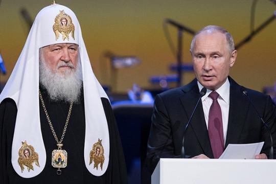 Владимир Путин: «Разобщенными народами, низведенными доуровня вассалов, проще управлять»