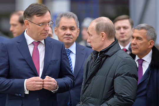 «Полагаю, Когогин будет просить аудиенции Путина»: кто ответит за«ядерную» сороконожку?