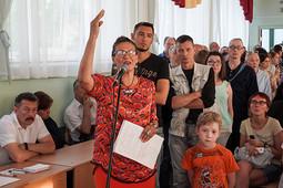 Активисты Дербышек отвергли все три варианта дороги через поселок