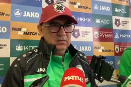 Бердыев об уходе из «Рубина»: «Обстановка оставляет желать лучшего. Объявим решение после сезона»