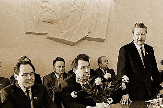 «Обкому ТАССР приходилось ездить на поклон и в Куйбышев, и в Москву»