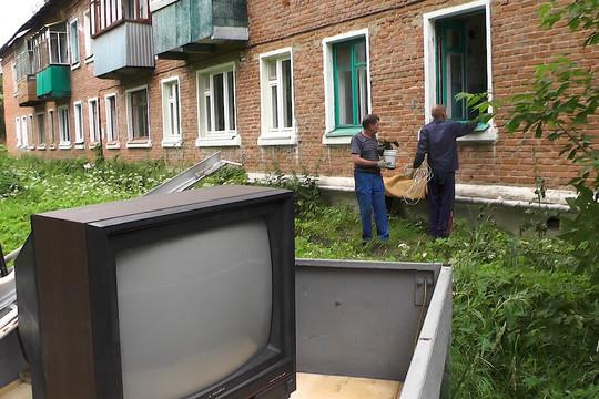 В Зеленодольске принудительно расселяют аварийные дома: на очереди 60 квартир