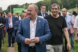 Алина Загитова, Бари Алибасов, скачки и гигантский чак-чак: в Москве прошел Сабантуй