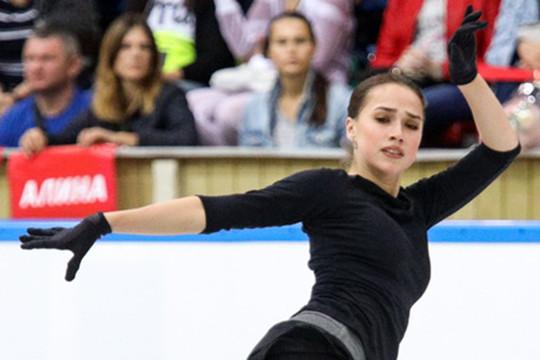 «Явыросла залето»: Алина Загитова вотличной форме идовольна новой программой