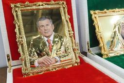 Минниханов в золоте, шамаили в бриллиантах: самое необычное на Russia Halal Expo