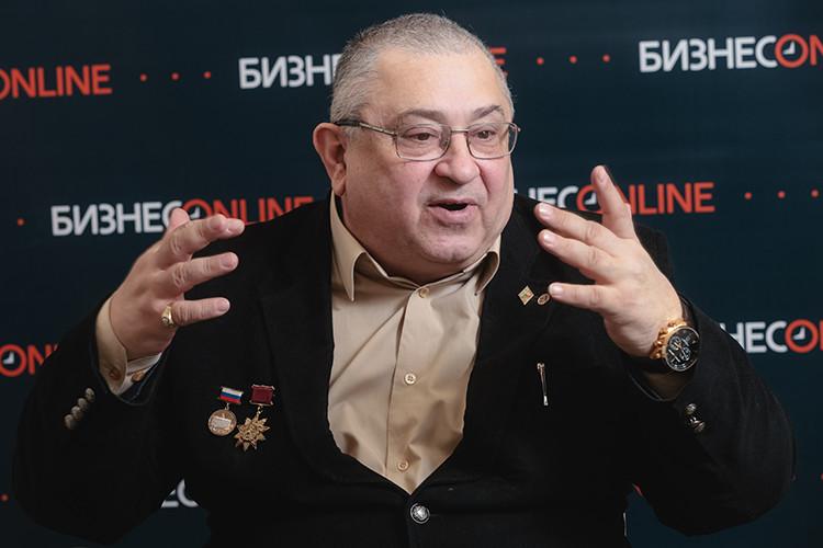 Дмитрий Туманов: «Наши дети никогда намитинги невыйдут!»