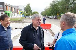 «Объем строительства на2020 год будет большим, дорожные службы должны быть готовы»