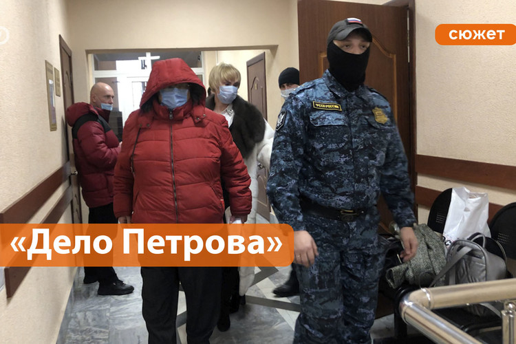 Бориса Петрова отправили под домашний арест