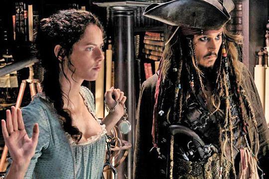Самый дорогой иранский фильм ивозвращение «Пиратов Карибского моря»