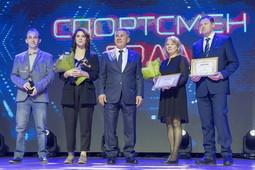 Билялетдинов – тренер года в Татарстане, Тарасова и Ларьков – лучшие спортсмены