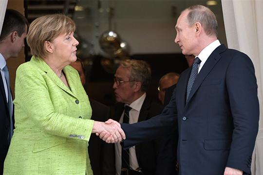 «Четвертый срок – это всегда много»: Ангела Меркель вновь у руля Германии