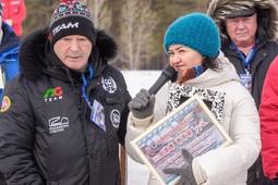 Салават вручил сертификат на 100 тыс. рублей челнинскому Дому ребенка