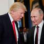 Историческая встреча Путина и Трампа – текстовая трансляция