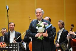Валерий Гергиев в Альметьевске: «В любой день в году можно играть хорошую музыку»
