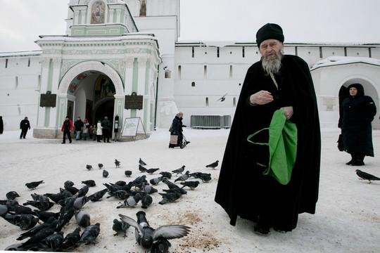 Свято-Троицкая Сергиева лавра: путешествие в духовную столицу России