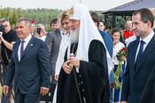 Патриарх Кирилл о Державине: «Ему приходилось вступать в борьбу с коррупционерами...»