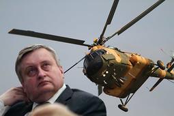 Валерий Сорокин возвращает Казань вбоссы вертолетостроения