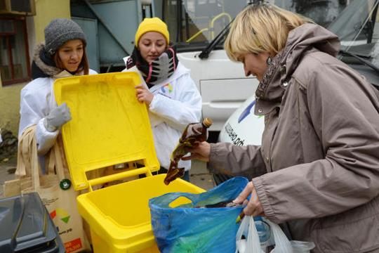 Экоактивисты– казанским властям: «Раздельный сбор отходов надо вводить агрессивно!»