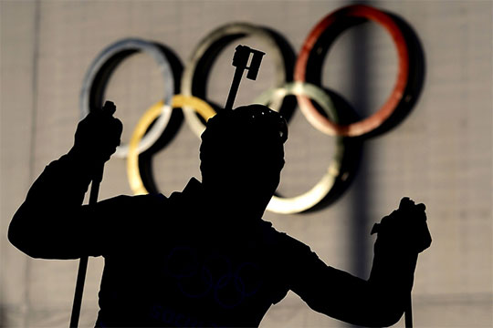Как Америка через ТV влияет на олимпийское движение