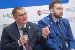 Как Тыгин и Нагуманов отвечали на жалобы бизнеса