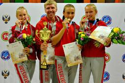 Татарстанские теннисистки – сильнейшие в России