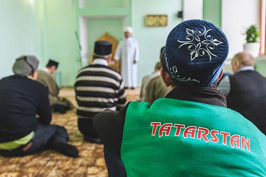 «Мусульмане в силу своей пассионарности и дальше будут оставаться на повестке дня»