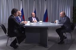 Интервью Путина арабским телеканалам: отношения с Трампом, кто виновен в атаках на саудовские НПЗ, гонка вооружений