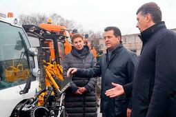 Ильсур Метшин: «Снега мало необещаем, ноработы будет много»
