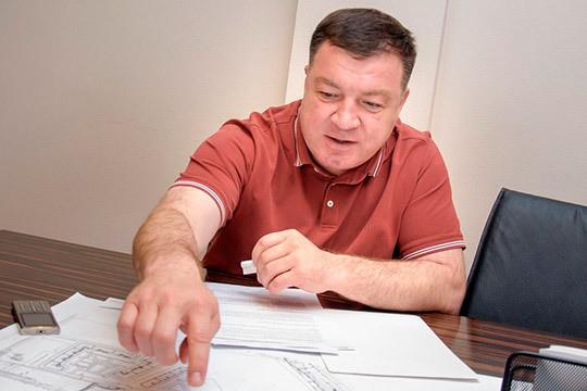 Марсель Мингалимов, ГК«Профит»: «Если стройки вгороде нет, это мертвый город»