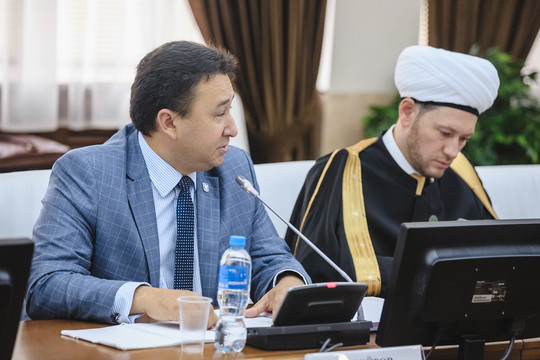 IX международный форум «Ислам в мультикультурном мире» прошел в Казани