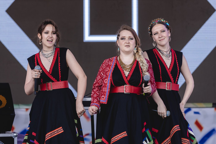 В Казани открылся фестиваль этномузыки «Таба»