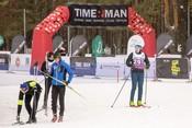 В Челнах состоялся Камский лыжный марафон