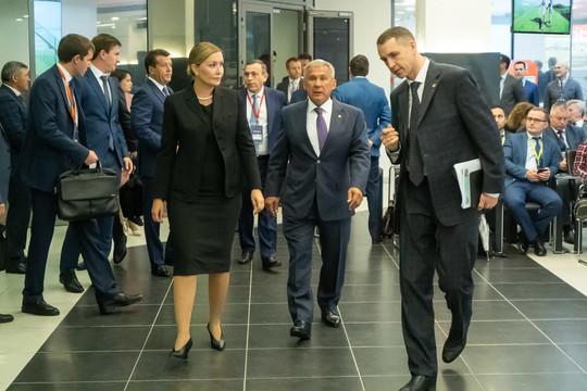 Власти Татарстана разрабатывают новую платформу для обмена опытом