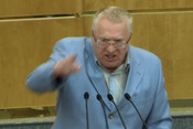 Жириновский демонстративно покинул Госдуму: «Мне противно с вами находиться!»