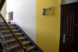 В Казани многоквартирный дом адаптировали для слабовидящих