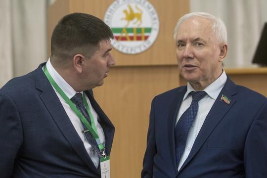 Как предприниматели татарских сел искали вКазани пути сохранения нации