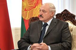 Лукашенко заявил, что Москва пытается включить Беларусь в состав РФ