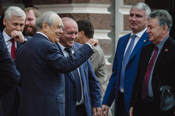 Послание президента РТ: кто пришел послушать Минниханова
