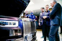 «Кому война, кому мать родна»: кто купил Rolls-Royce за32миллиона?
