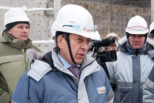 Как Наиль Маганов отбивает деньги: «Татнефть» заработала наакциях НКНХ 6,8млрд. рублей